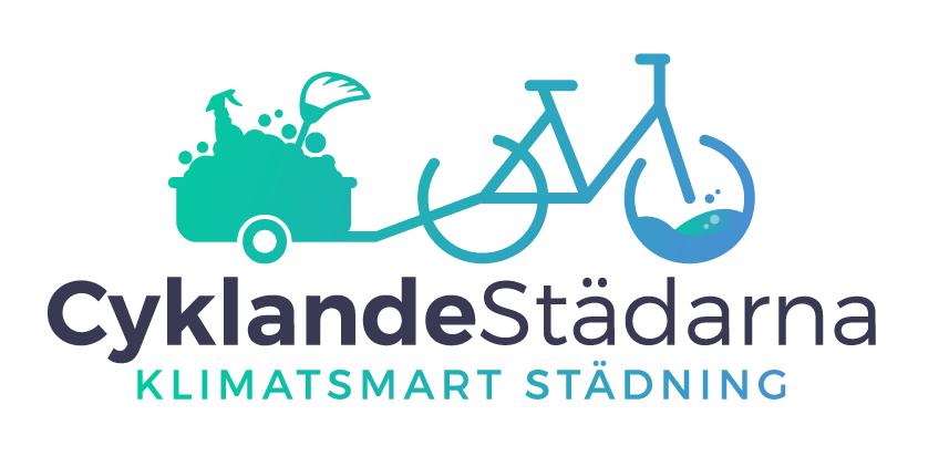 Cyklande Städarna i Linköpings logga