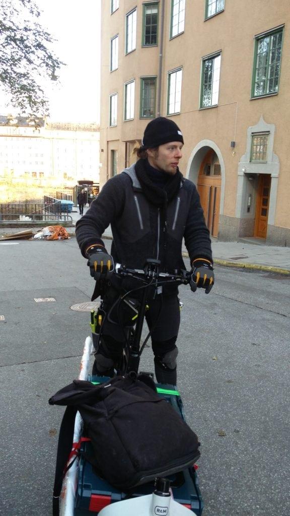 Hugo Wolgers - den Cyklande rörmokaren