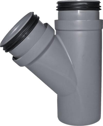 Vattenlås som repareras