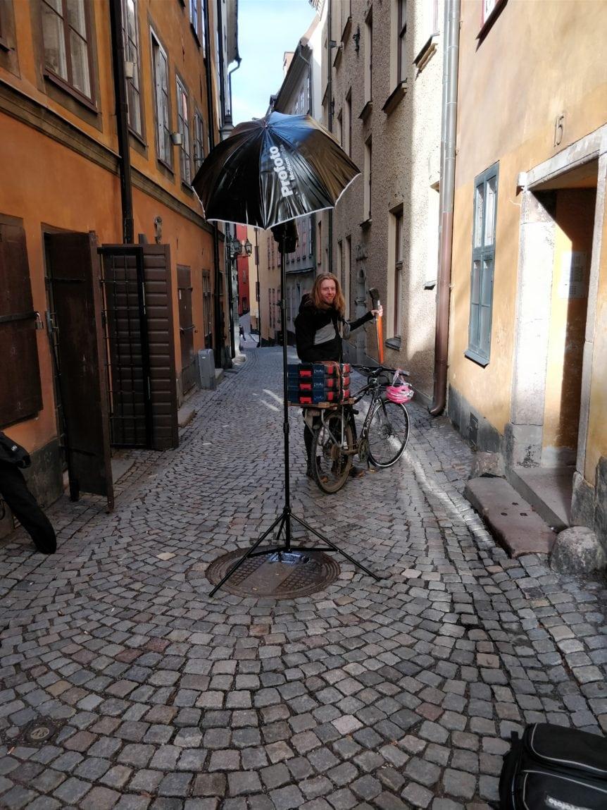 Briljant Stockholmare i Situation Stockholm
