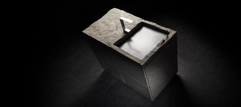 initi raw stone