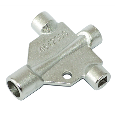 luftningsnyckel för avluftning av luft i radiatorer