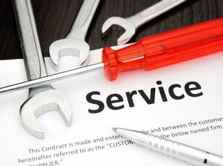 Serviceavtal för bostadsrättsföreningar och hyresrättsföreningar